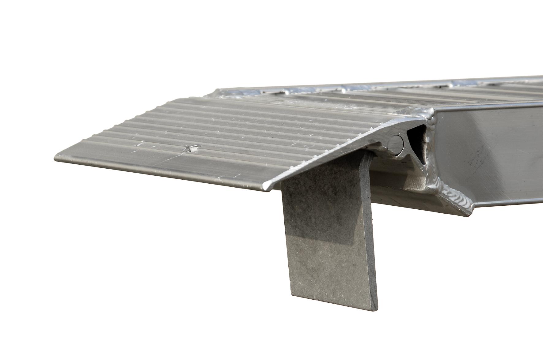 alu auffahrrampe l nge 2500mm tragkraft 2850 kg paar. Black Bedroom Furniture Sets. Home Design Ideas
