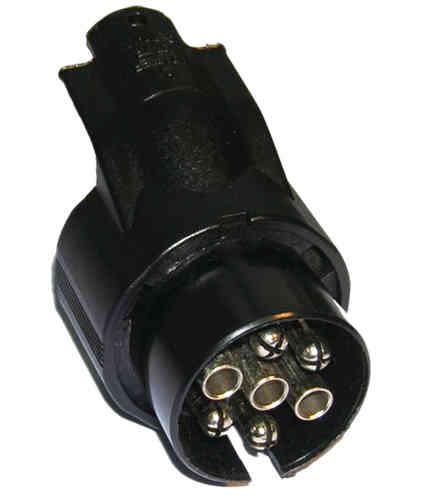 Adapter und Zwischenkabel 12V - ET-Anhängertechnik