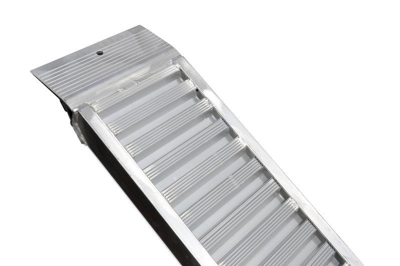alu auffahrrampe l nge 3000mm tragkraft 3000 kg paar g nstig. Black Bedroom Furniture Sets. Home Design Ideas