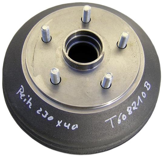 1 Bremsen Bremsrolle für Peitz R 234-76 Durchmesser 28 mm TOP 2 GÖRGEN