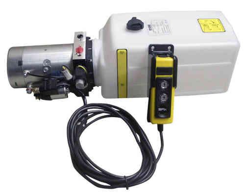 Elektrohydraulik Aggregat 12V/24V - ET-Anhängertechnik - Ersatzteile ...