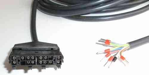 Anhänger Kabelbaum 7 und 8 polig - ET-Anhaengertechnik